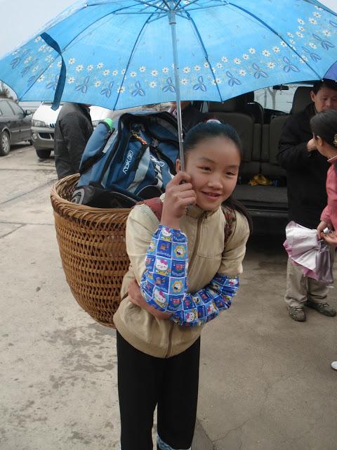 Thursday's Child: Ping An, China