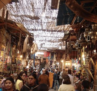 Thursday's Child: Markets of Marrakech
