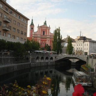 Thursday's Child: Markets of Ljubljana