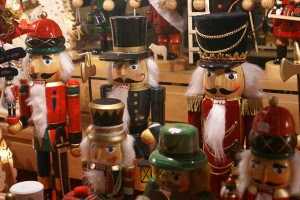Thursday's Child: European Christmas markets