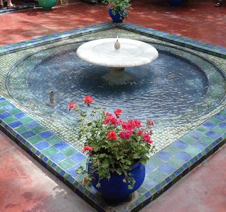 Thursday's Child: Majorelle Garden