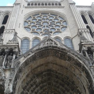 Thursday's Child: Chartres Cathedral