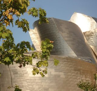 Thursday's Child: Guggenheim museum, Bilbao