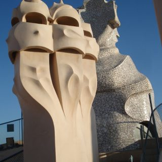 Thursday's Child: La Pedrera, Barcelona
