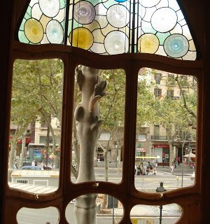 Thursday's Child: Casa Batllo, Barcelona