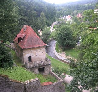 Thursday's Child: Cesky Krumlov, Czech Republic