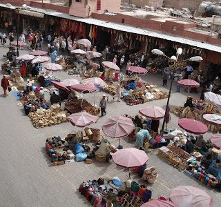 Thursday's Child: Destination Marrakech