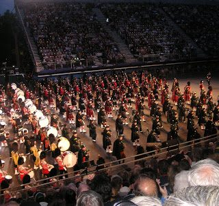 Thursday's Child: The Edinburgh Royal Military Tattoo