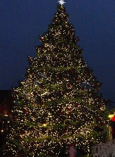 Thursday's Child:  The Toronto Christmas Market