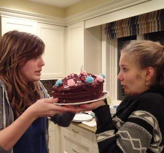 Bulk Barn cake