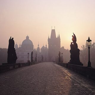 Thursday's Child: Charles Bridge, Prague