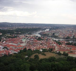 Thursday's Child: Petrin Hill, Prague