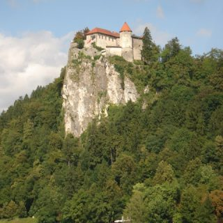 Thursday's Child: Bled Castle, Slovenia