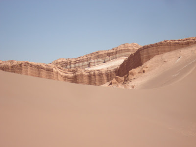 Thursday's Child: Valle de la Luna, Chile