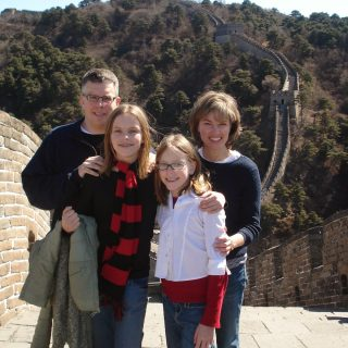 Thursday's Child: The Great Wall of China