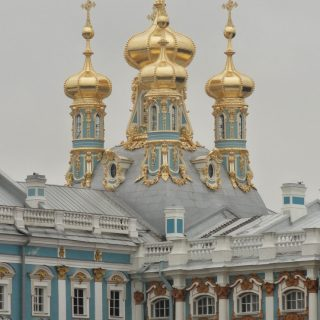 Thursday's Child: Catherine Palace, Russia