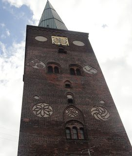 Thursday's Child: Aarhus Cathedral, Denmark