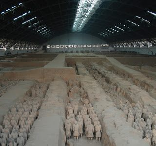 Thursday's Child: Terracotta Army, Xian, China