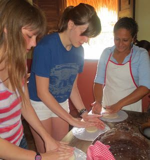 Thursday's Child: Breakfast on the Farm, Nicaragua