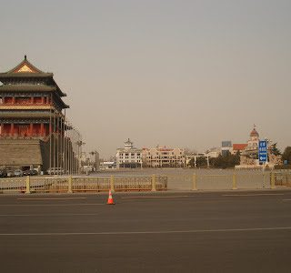 Thursday's Child: Tiananmen Square, Beijing