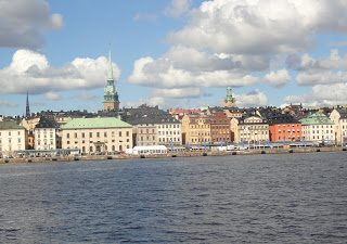 Thursday's Child: Stockholm, Sweden