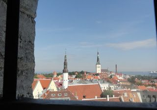 Thursday's Child: Tallinn, Estonia