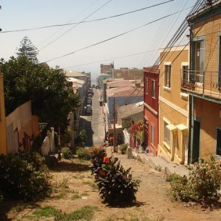 Thursday's Child: Valparaiso, Chile