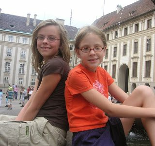 Thursday's Child: Prague Castle