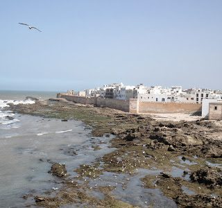 Thursday's Child: Essaouira's port
