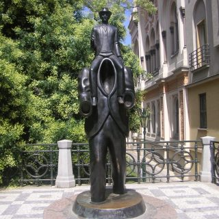 Thursday's Child: Kafka in Prague