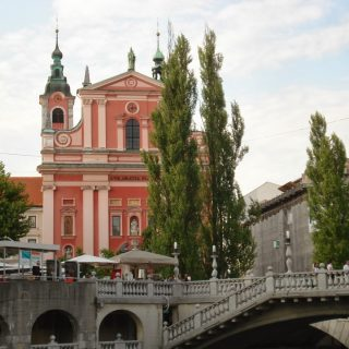 Thursday's Child: Ljubljana, Full of Grace