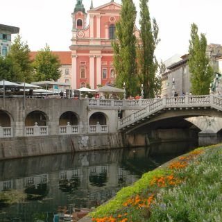 Thursday's Child: Ljubljana, Slovenia