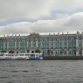 Thursday's Child: Neva River, St. Petersburg