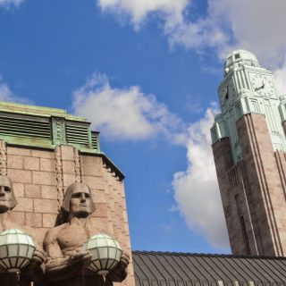 Thursday's Child: Exploring Helsinki