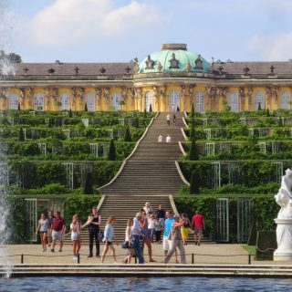 Thursday's Child: Destination Potsdam