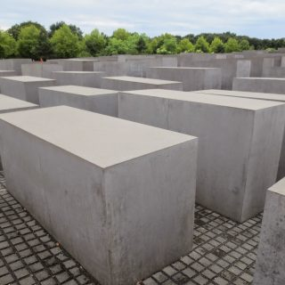 Thursday's Child: Holocaust Memorial, Berlin