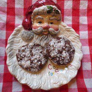 Kris Krinkle cookies