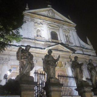 Thursday's Child: The Churches of Krakow