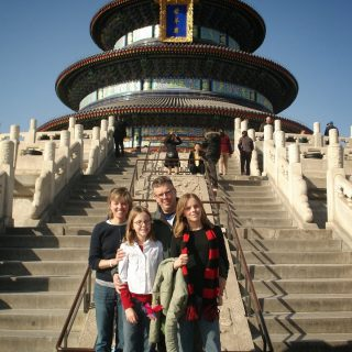 Thursday's Child: Temple of Heaven, Beijing, China