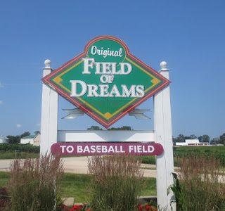 Thursday's Child: Field of Dreams, Dyersville, Iowa