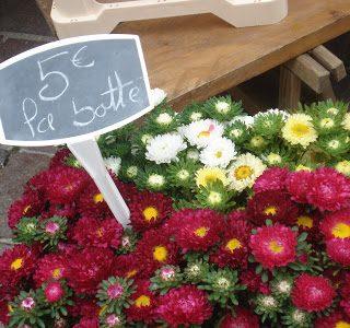 Thursday's Child: Village Markets in Perche