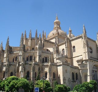 Thursday's Child: The Alcazar, Segovia