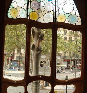 Thursday's Child: Casa Batllo, Barcelona