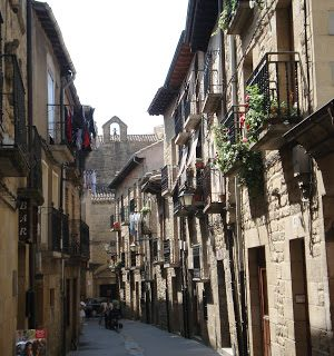 Thursday's Child: Laguardia, Spain