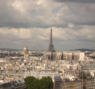 Thursday's child: Memories of France