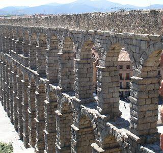 Thursday's Child: The Segovia Aqueduct