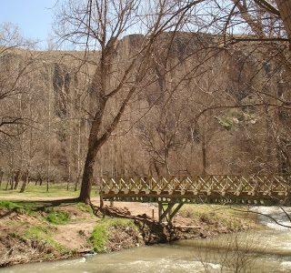 Thursday's Child: Ihlara Gorge, Turkey