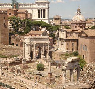 Thursday's Child: The Roman Forum