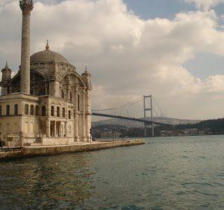 Thursday's Child: Bosphorus Bridge, Turkey