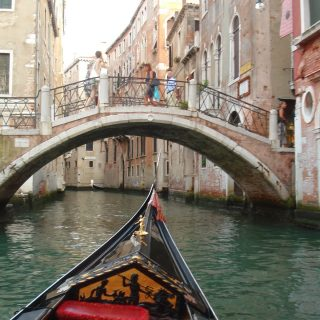 Thursday's Child: View from a Gondola